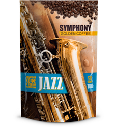 Symphony Golden Coffee Jazz