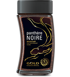 Panthere NOIRE Gold